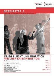 newsletter 2 - Berliner Regionalmuseen