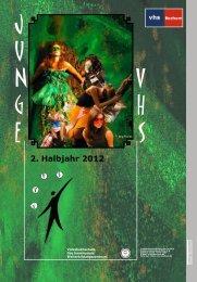 Junge VHS - Volkshochschule Bochum