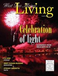 West Des Moines - Iowa Living Magazines