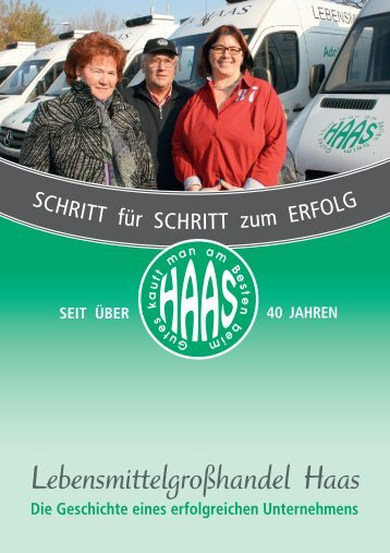 Lebensmittelgroßhandel Haas