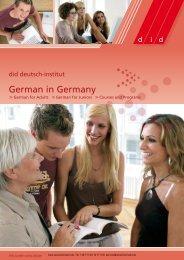 At did deutsch - Sprachenmarkt.de