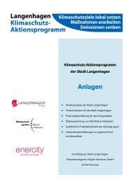Anlagen - Klimaschutzportal der Region Hannover