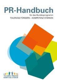 PR-Handbuch - Vielfalt tut gut