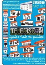 Catálogo - Melcom