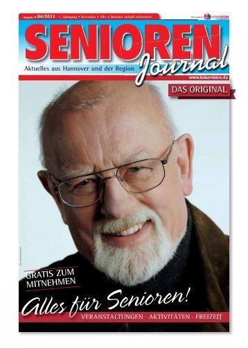 Senioren Journal 04/2011 - LeineVision.