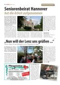 Senioren Journal 04/2011 - LeineVision. - Page 4