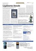 Senioren Journal 04/2011 - LeineVision. - Page 7