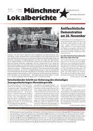 Münchner Lokalberichte - flink-m.de