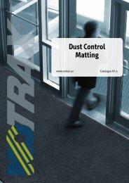 Dust Control Matting - Notrax
