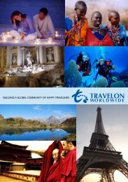 Company Brochure - Travelon Worldwide Pvt. Ltd.