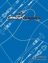 Control Cables - Good Vibrations Racing