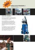 KALTWASSER HOCHDRUCKREINIGER - Nilfisk-ALTO - Seite 2