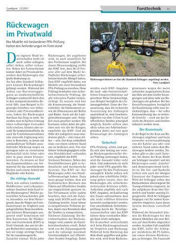 Forst Live - Dr. Neinhaus Verlag AG