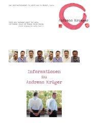 Informationen zu Andreas Krüger - Samuel-Hahnemann-Schule