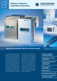 Equipos compactos frigorificos Viessmann Aprovecha la potencia ...