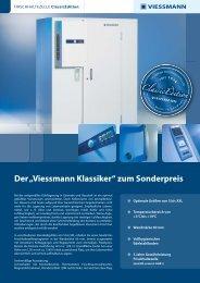"""Der """"Viessmann Klassiker"""" zum Sonderpreis"""