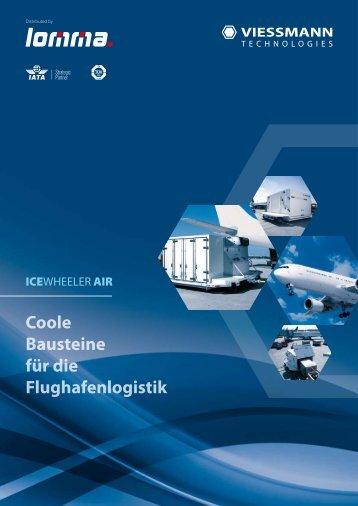 Broschüre ICE Wheeler AIR - viessmann technologies