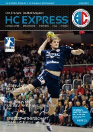 HC EXPRESS - Handball4you