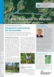 Thurauen Info 2/09 (PDF)
