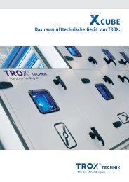 Innovative Komponenten und Systeme - Trox