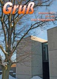 Gruß November 2011 - PDF-Download - Abtei Königsmünster
