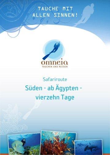 Sden - ab ypten - vierzehn Tage - Omneia