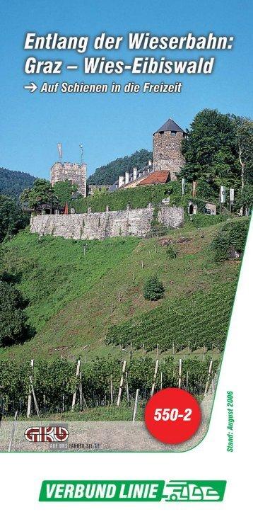 Allgemeine Informationen - Verkehrsverbund Steiermark
