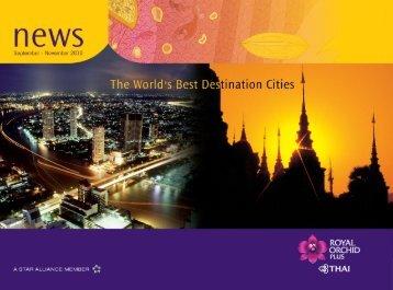 November 2010 (.pdf file 2.82 MB - Thai Airways