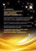 PROGRAMME Nouvelles Formules Casino-Resto à prix réduit ! - Page 4