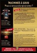 PROGRAMME Nouvelles Formules Casino-Resto à prix réduit ! - Page 7
