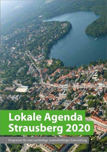 Lokale Agenda Strausberg 2020 - Stadt Strausberg