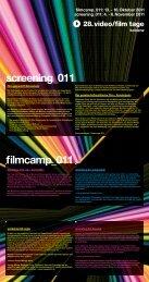 screening_011 filmcamp_011 - Video-Film-Tage