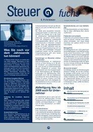 Abfertigung Neu ab 2008 auch für Unter - Pirklbauer