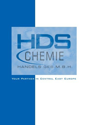 eFolder - HDS-Chemie