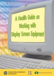 A Health Guide on Working with Display Screen