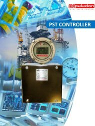 PST CONTROLLER - Paladon Systems