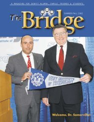 Bridge (Spring 2002)New20pg - SUNY Institute of Technology