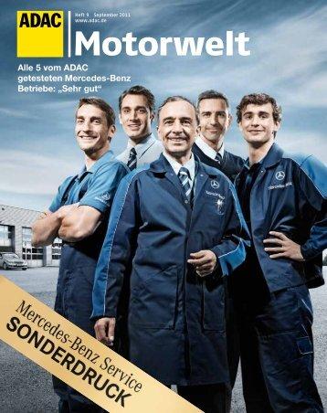 .ADAC|Motorwelt - Mercedes Siebertz in Heinsberg - Junge Sterne