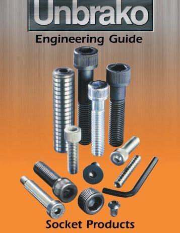 Socket Products Engineering Guide - Unbrako