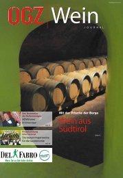 Wein aus Südtirol
