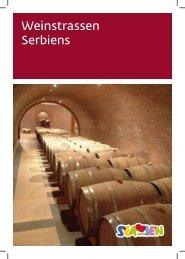 Weinstrassen Serbiens