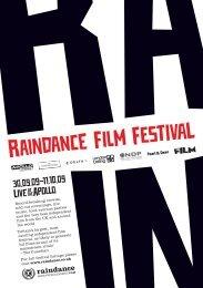 T - Raindance Film Festival