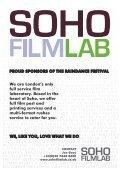T - Raindance Film Festival - Page 4