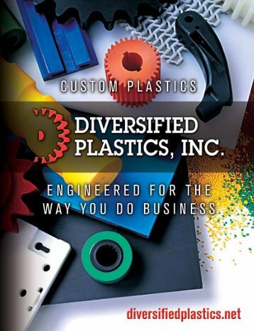 Power Transmission Products - Diversified Plastics