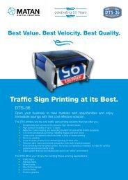 Download Brochure - Matan Digital Printers
