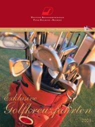Golfcup 2008 - krugmann-travel