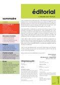 FORUM MAGAZINE - Forum EPFL - Page 3
