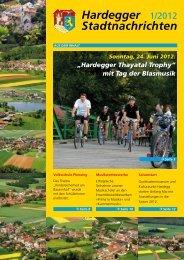 stadtnachrichten Sonntag, 24. Juni 2012 - Hardegg