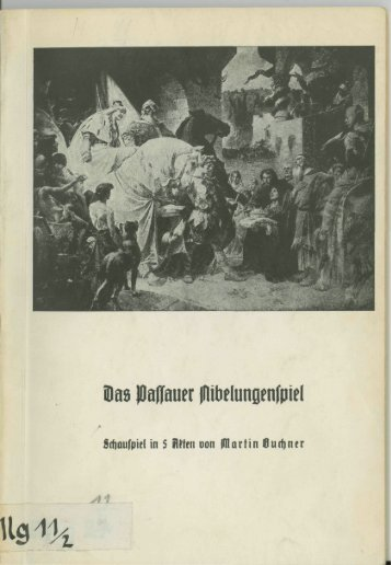 Fünfter Akt - in der Staatlichen Bibliothek Passau