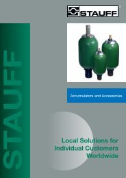Local Solutions for Individual Customers Worldwide - Oil Solutions